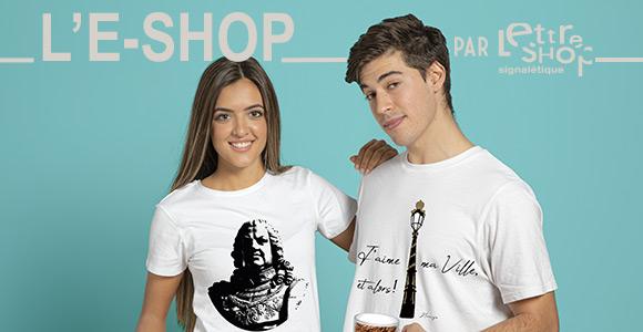 NOUVEAU E-SHOP boutique en ligne