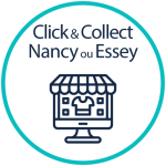 Click & Collect Nancy ou Essey E-SHOP