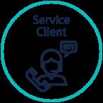 Service Client E-SHOP